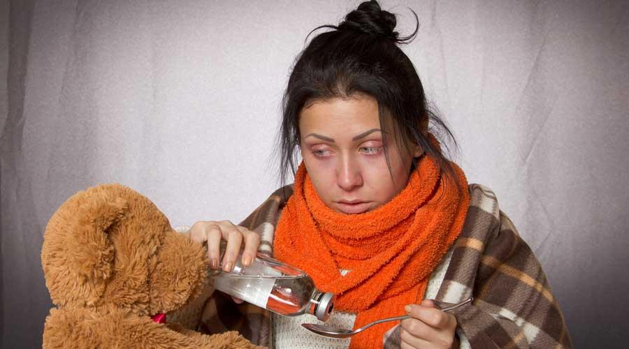 Aktuelle Grippeschutzimpfung